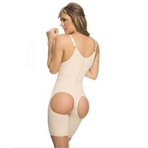Women Shapewear Sexy Hole Butt Lifter Body Shaper MH1338