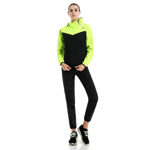 Sauna Suit Women Weight Loss Gym Sweat Suits MH1799