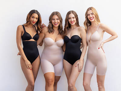 The shapewear brand launches innovative products with zero restraint.